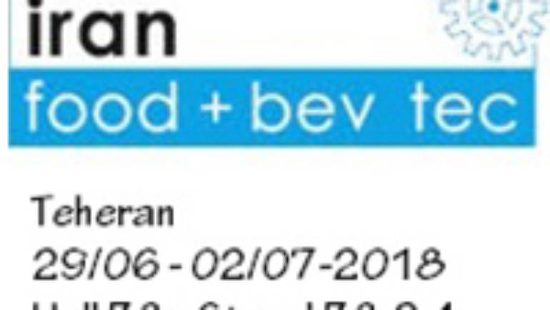 Iran Food & Bev Tec