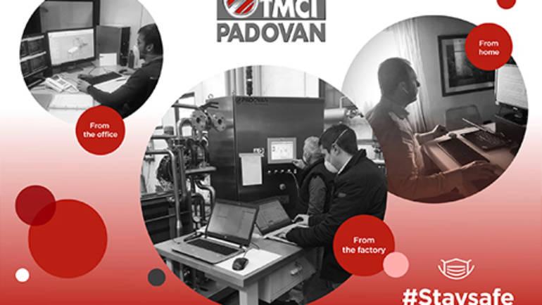 TMCI Padovan – aggiornamenti COVID-19